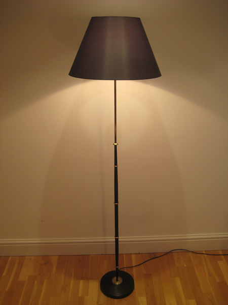 elegant 1960s floor lamp