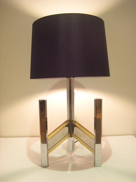 70s Italian Side Lamp