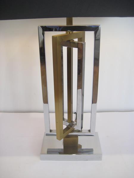 Belgian 70s Table Lamp